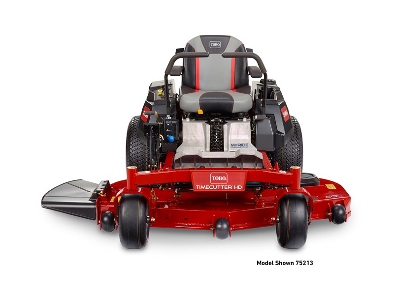 54 inch cut Toro Myride®  Timecutter®HD Suspension Mower