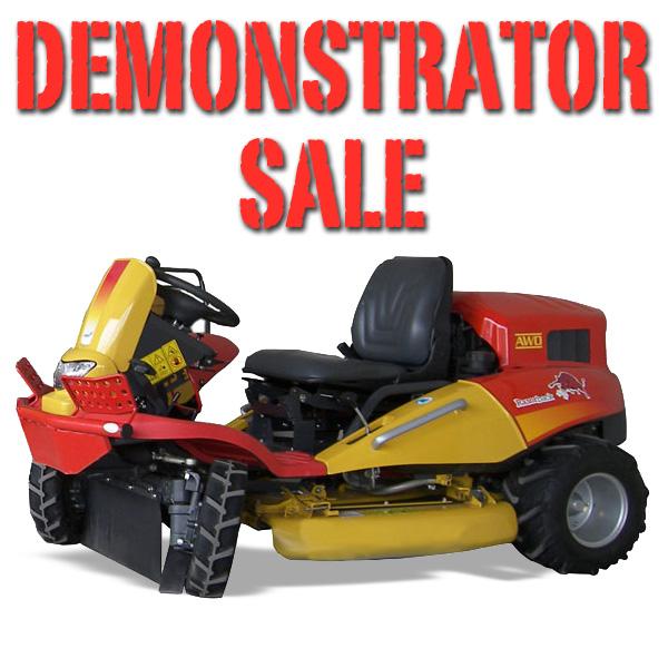 Razorback All Terrain Mower CMX227 Contractor's Choice Mower