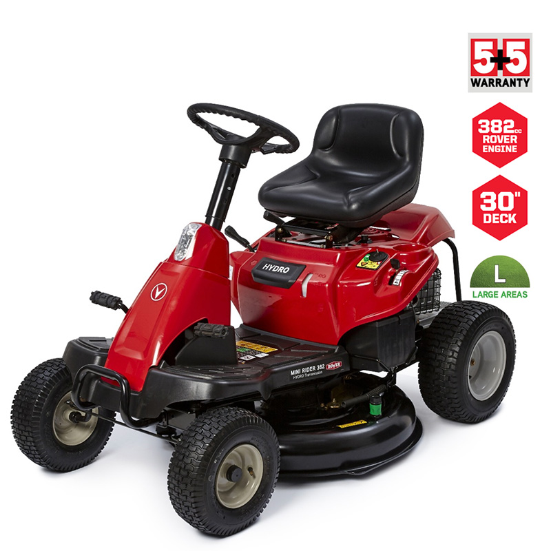 30 Rover Mini Rider 38230 Hydro Static Ride On Mower