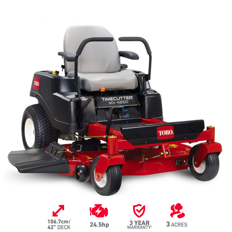 "42"" - 107 cm Toro TimeCutter® MX4250 Zero Turn Mower"