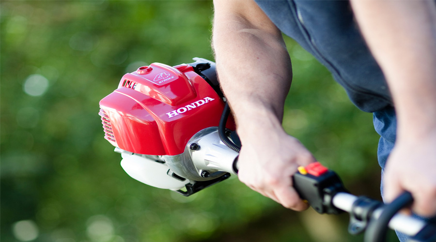 Honda loop handle brushcutter