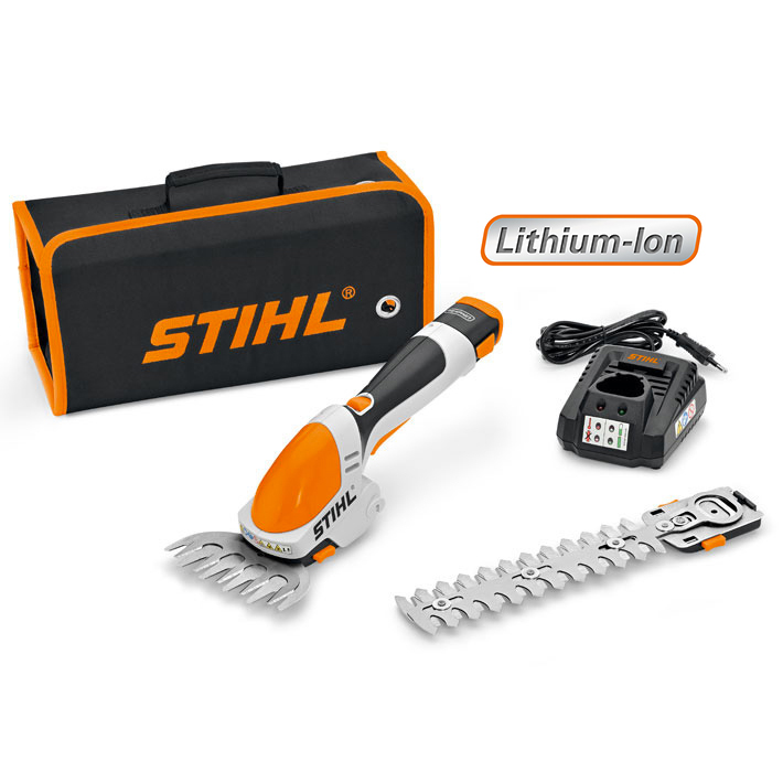 Stihl Battery Shrub Shears HSA 25 Kit