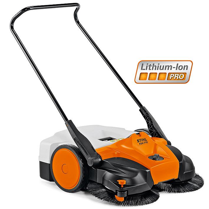 Stihl KGA 770 Sweeper - Skin Only