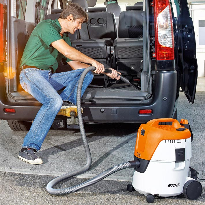 ​Stihl SE 62 Electric Wet & Dry Vacuum Cleaner
