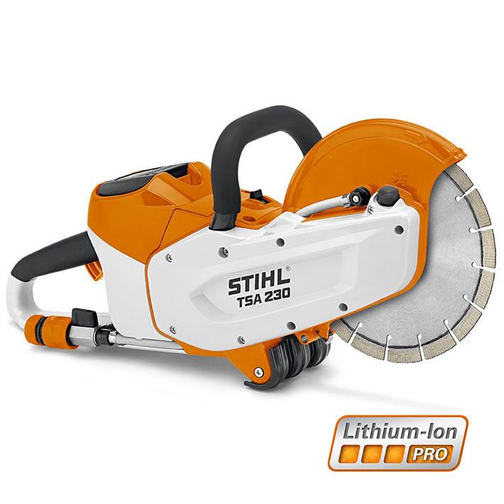 Stihl TSA 230 Battery Cut-off Machine - Skin Only
