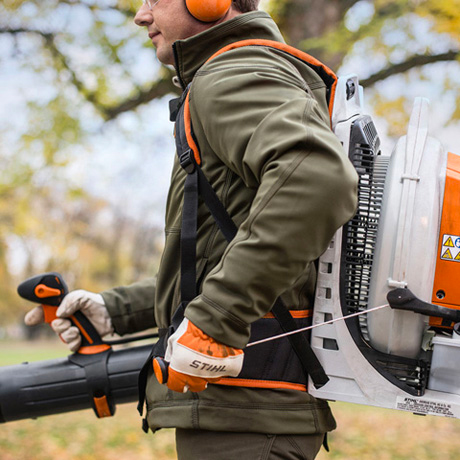 Stihl BR 800-CE Magnum Backpack Blower