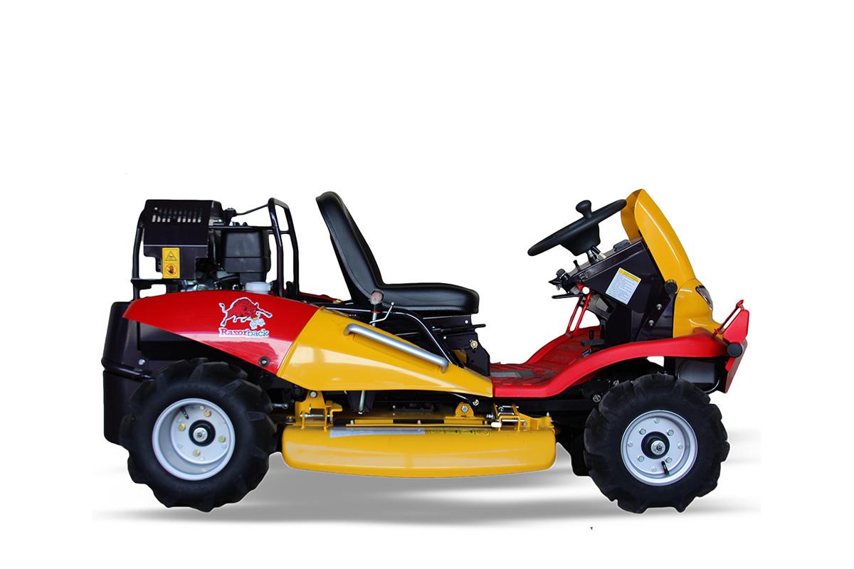 CM1401H Razorback 2WD slope mower