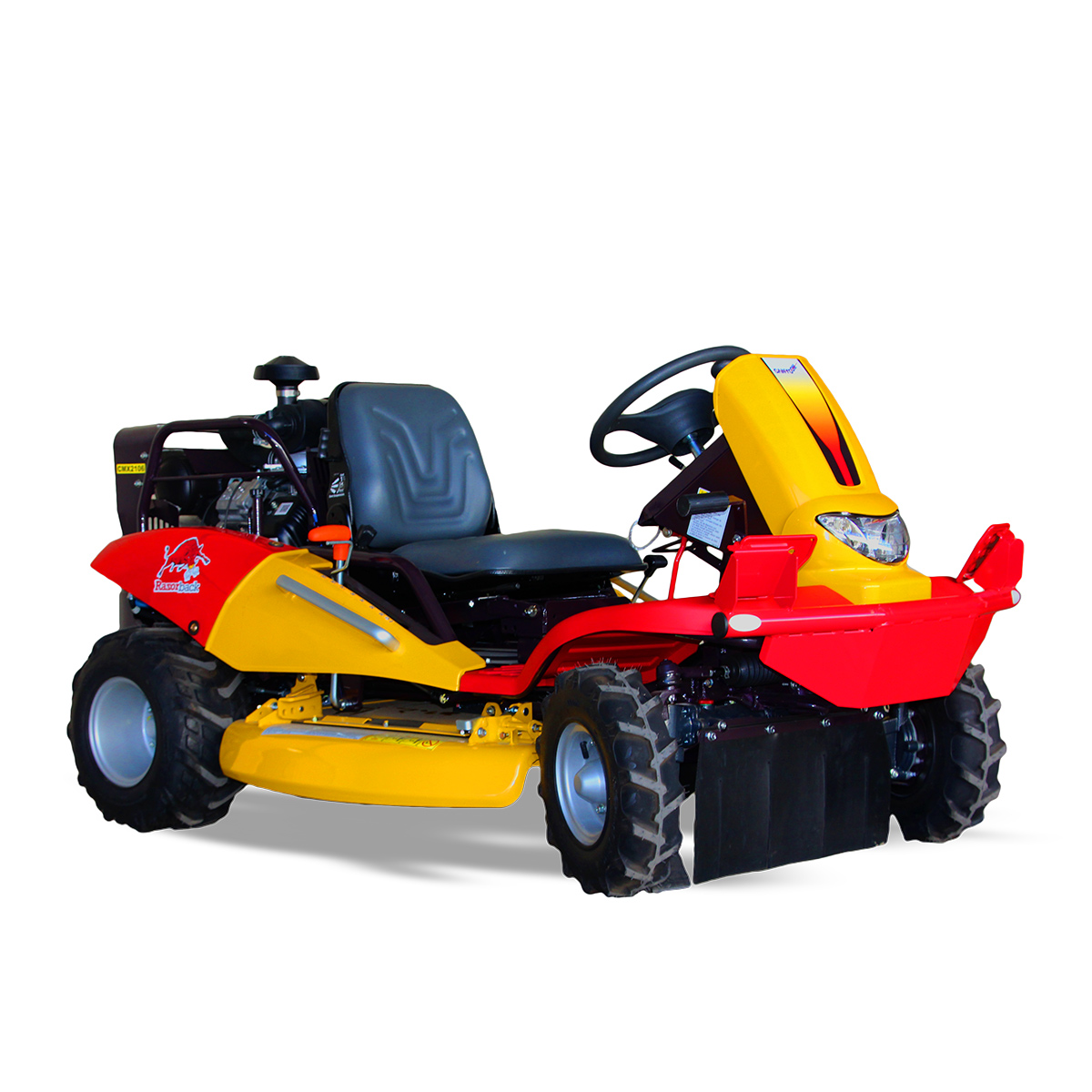Razorback All Terrain Mower CMX2302 Contractor's Choice Mower