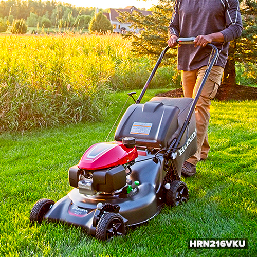 "21"" - 53 cm Honda HRN216VKU Engine Brake Self Propelled Mower"