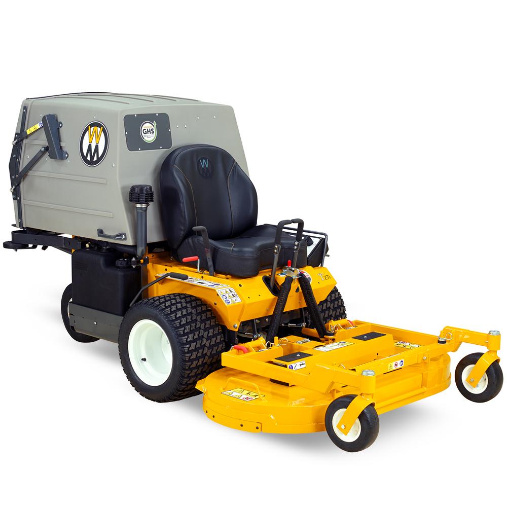 Walker grass collection model MT27i mower