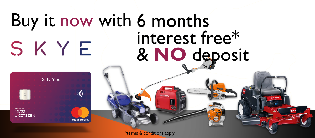 Skye Mastercard - 6 months interest free offer