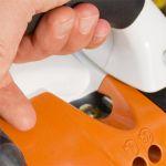 Manual fuel pump - purger