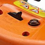 Manual fuel pump (Purger)