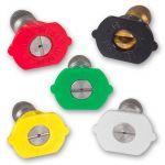 Stainless Steel High Pressure & Brass Detergent Nozzles