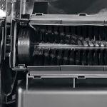 Rotating brush roller