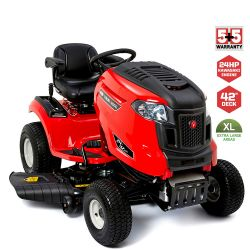 "42"" Rover Lawn King 24-42 Ride on Lawn Mower"