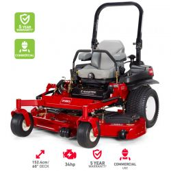 "60"" Toro Z Master 6000 Series EFI Zero Turn Mower"