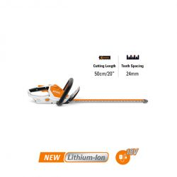 Stihl Battery Hedge Trimmer HSA 45