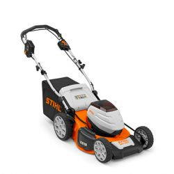 Stihl RMA 460 V Battery Self Propelled Lawn Mower - AK30 Kit
